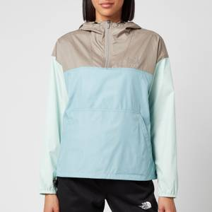The North Face Women's Cyclone Pullover Jacket - Multi