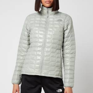 The North Face Women's Thermoball Eco Padded Jacket - Wroght Iron/Surreal Sky Print