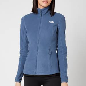 The North Face Women's Resolve Full Zip Fleece - Vintage Indigo