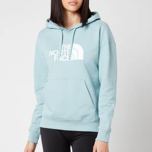 The North Face Women's Light Drew Peak Eu Hoodie - Tourmaline Blue
