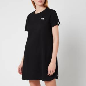 The North Face Women's Simple Dome T-Shirt Dress - TNF Black