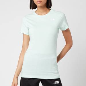 The North Face Women's Simple Dome Short Sleeve T-Shirt - Misty Jade