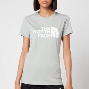 The North Face Women's Easy Short Sleeve T-Shirt - Wrought Iron