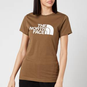 The North Face Women's Easy Short Sleeve T-Shirt - Military Olive
