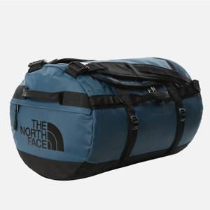 The North Face Base Camp Small Duffel Bag - Monterey Blue/TNF Black