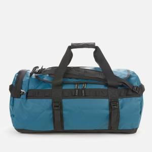 The North Face Base Camp Medium Duffel Bag - Monterey Blue/TNF Black