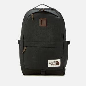 The North Face Daypack Backpack - TNF Black Heather