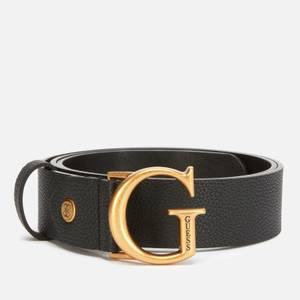 Guess Women's Corily Adjustable Belt - Black