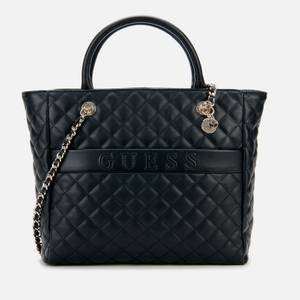 Guess Women's Illy Elite Tote Bag - Black