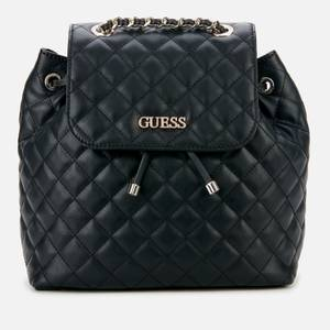 Guess Women's Illy Backpack - Black