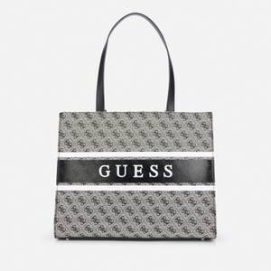 Guess Women's Monique Tote Bag - Coal