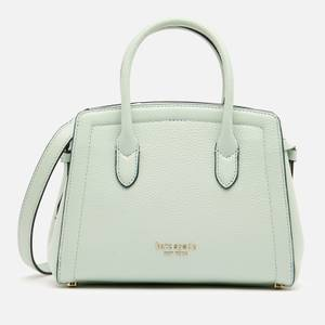 Kate Spade New York Women's Knott Mini Satchel Bag - Crystal Blue