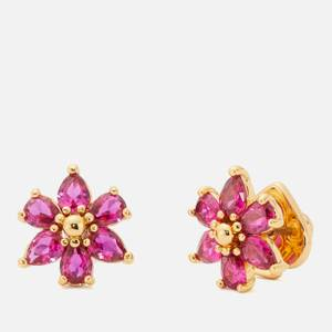 Kate Spade New York Women's First Bloom Studs - Pink