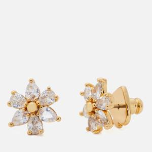 Kate Spade New York Women's First Bloom Studs - Clear