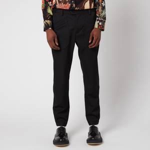 Lanvin Men's Jogger Pants - Black