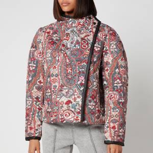 Isabel Marant Women's Jenolia Jacket - Chalk