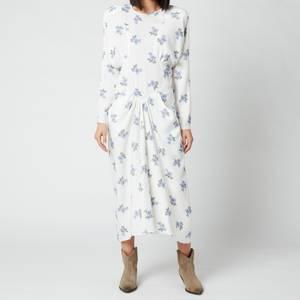 Isabel Marant Women's Bibelky Dress - White