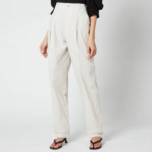 Isabel Marant Women's Kilandy Trousers - Chalk