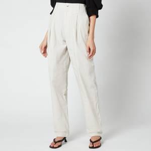 Isabel Marant Women's Kilandy Trousers - Chalk