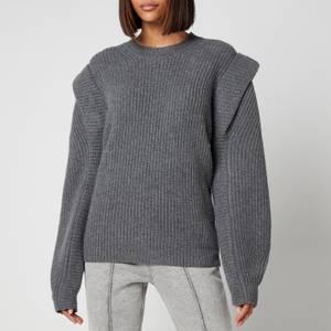 Isabel Marant Women's Bolton Jumper - Grey