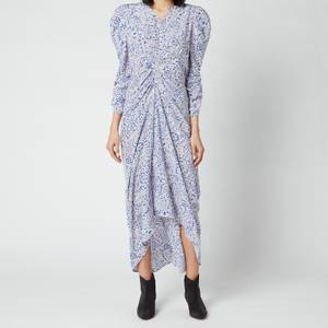 Isabel Marant Women's Albi Dress - Blue