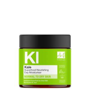 Dr Botanicals Kale Superfood Nourishing Day Moisturiser 60ml