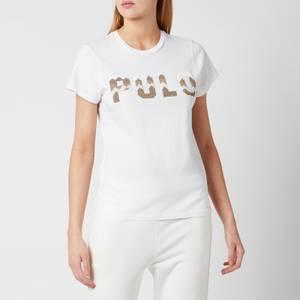 Polo Ralph Lauren Women's Logo Polo T-Shirt - White