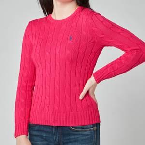 Polo Ralph Lauren Women's Julianna Sweatshirt - Sport Pink