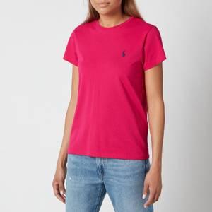 Polo Ralph Lauren Women's Logo T-Shirt - Sport Pink