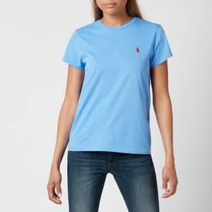 Polo Ralph Lauren Women's Logo T-Shirt - Harbour Island Blue