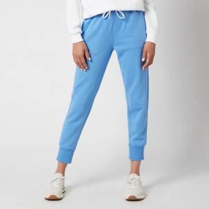 Polo Ralph Lauren Women's Logo Sweatpants - Harbour Island Blue