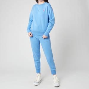 Polo Ralph Lauren Women's Logo Sweatshirt - Harbour Island Blue