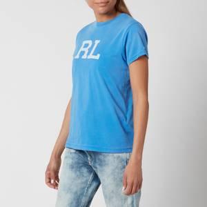 Polo Ralph Lauren Women's Rl Logo T-Shirt - Colby Blue