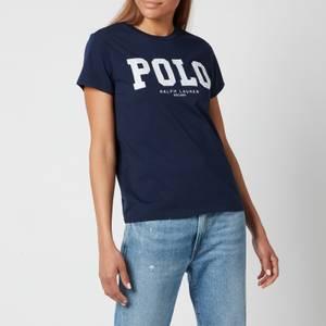 Polo Ralph Lauren Women's Polo Logo T-Shirt - Cruise Navy