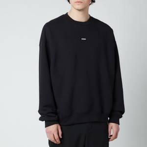 Mackage Men's Justice Fleece Jersey Sweatshirt - Black