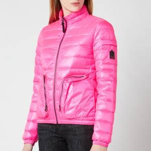 Mackage Women's Elena Short Jacket - Fuchsia