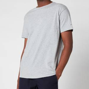 PS Paul Smith Men's 3-Pack Crewneck T-Shirts - Grey Melange