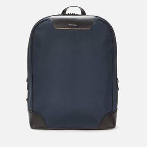 PS Paul Smith Men's Travel Backpack - Indigo