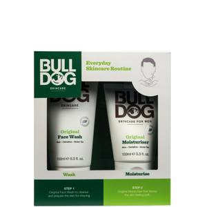 Bulldog Everyday Skincare Routine Set