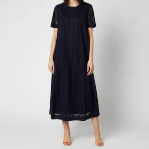 Baum Und Pferdgarten Women's Alaisa Dress - Evening Blue