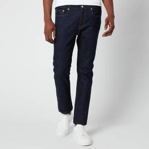 PS Paul Smith Men's Slim Fit Long Jeans - Blue