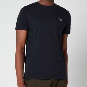 PS Paul Smith Men's Slim Fit Zebra Logo T-Shirt - Dark Navy