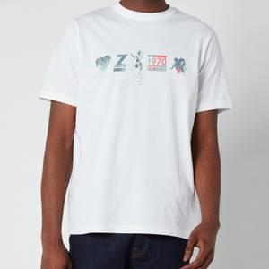 PS Paul Smith Men's Regular Fit 1970 T-Shirt - White