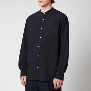 Officine Generale Men's Gaston Indaco Shirt - Black