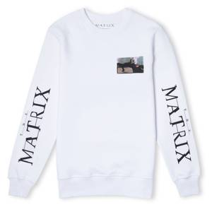 The Matrix Sweatshirt - White