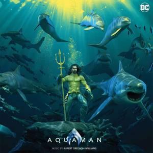 Mondo Aquaman: Original Motion Picture Soundtrack Deluxe Edition 3LP