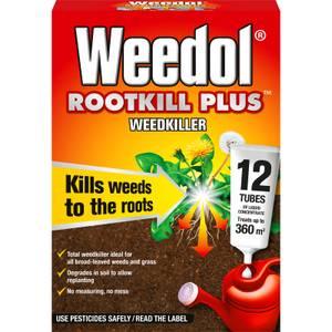 WEEDOL ROOTKILL PLUS TUBES 12 PACK