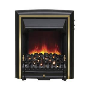 Daytona SE Electric Inset Fire - Black