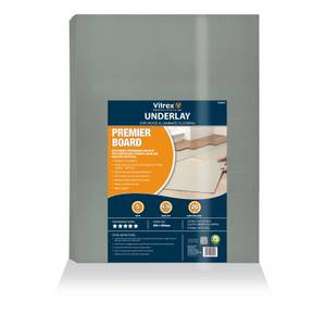 Vitrex 5 Star Sound Reduction Laminate Underlay - 9.76 sqm