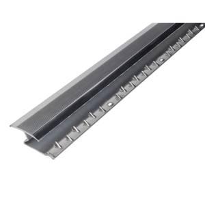 Cover Strip Carpet To Laminate Floor Edge - Silver 1800mm